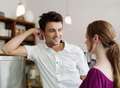 Rever de flirter avec un homme